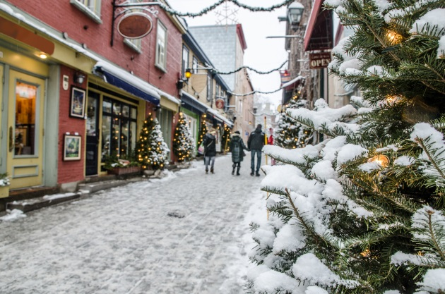 Winter travel is on the rise