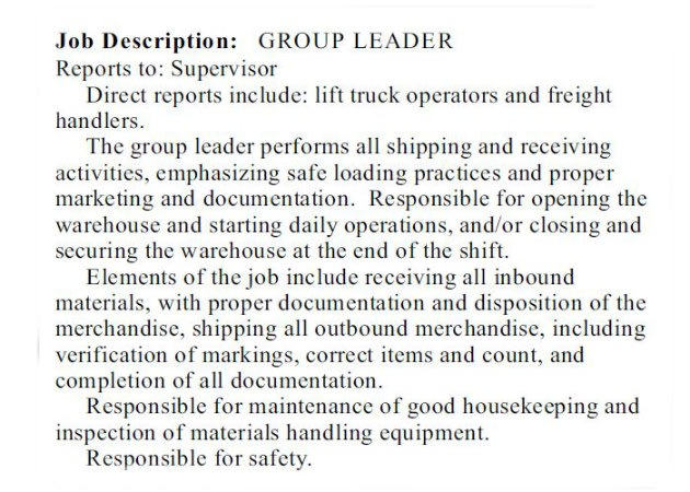 what is included in an operations manual