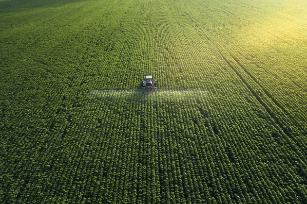 Big agribusiness firms move toward biologicals, away from chemical-based farming