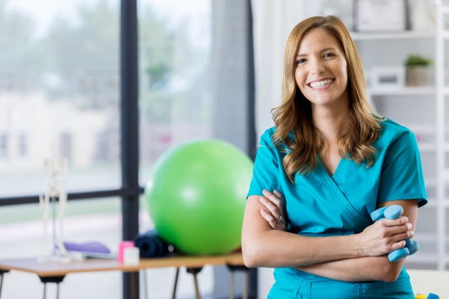 Top 5 perks of being a physical therapist