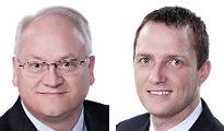 Dale Willerton and Jeff Grandfield